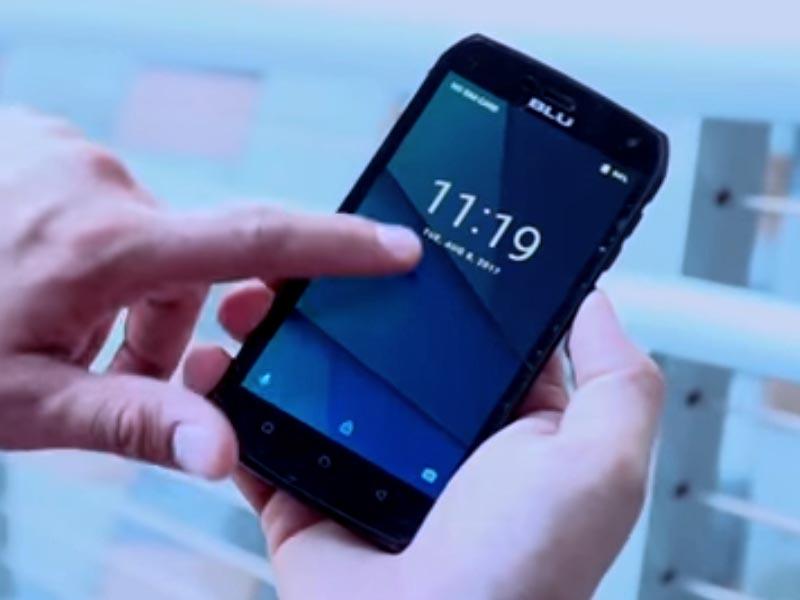 противоударный телефон